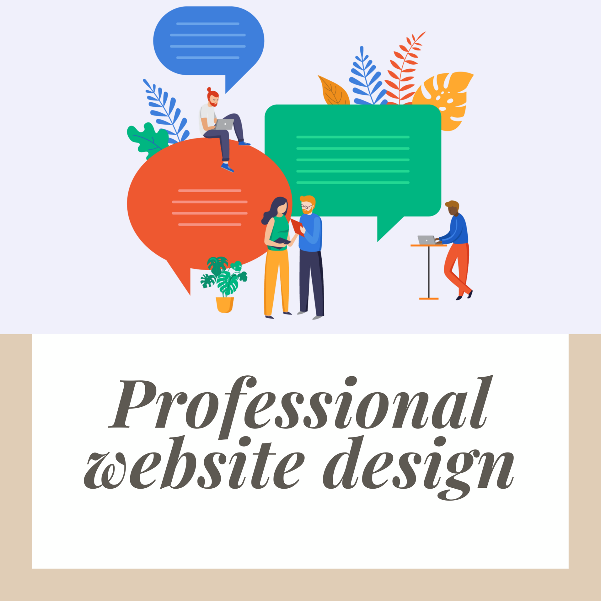 Cheap website design for just £150