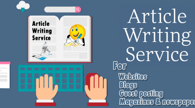 I Will Write A 500 Words Blog, Article Or Website Content